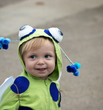 DIY Baby Bug Costume | Simple Halloween Costume Ideas