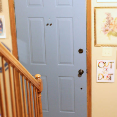 Spring Spruce Up: Paint a Door