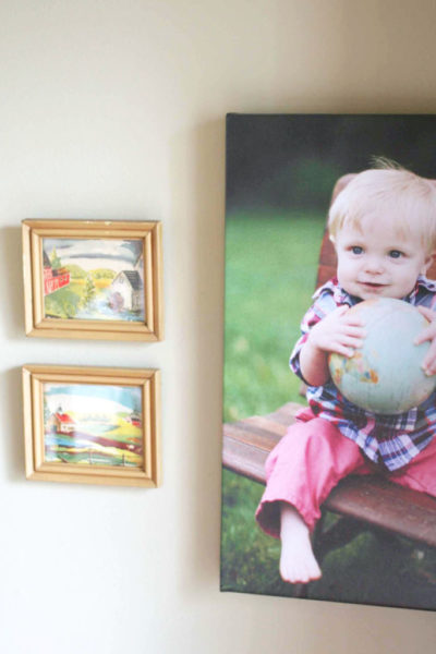 5 Steps to Creating a Gallery Wall