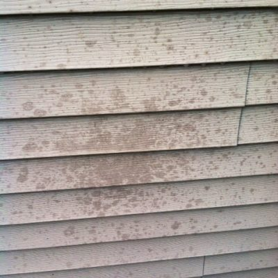 How to Clean Grease Stains off Vinyl Siding