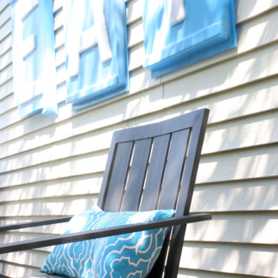 Covered Patio Cushions