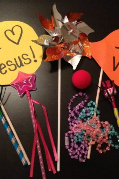 Creating a Photo Booth for Kids