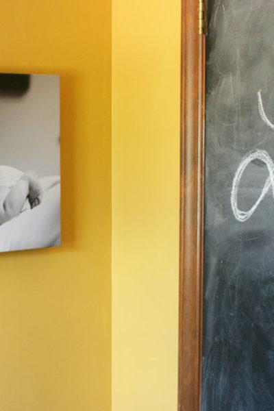 A Gender Neutral Vintage Inspired Nursery
