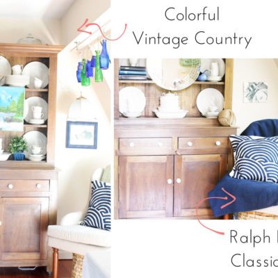 Get the Ralph Lauren Look by Shopping the House
