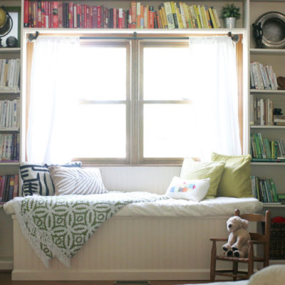 DIY Window Seat: Part 1