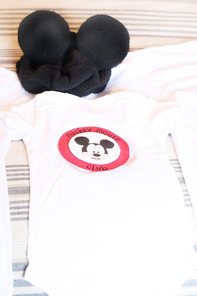 baby mouseketeer costume