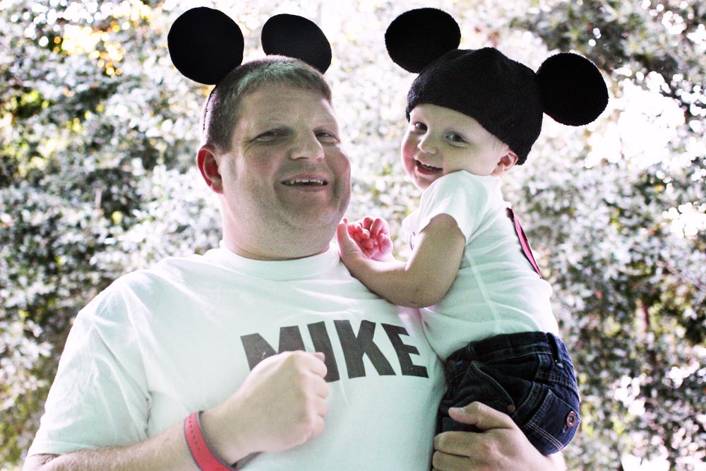 family mouseketeer costume