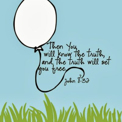 Day 4: The Truth will Set You Free