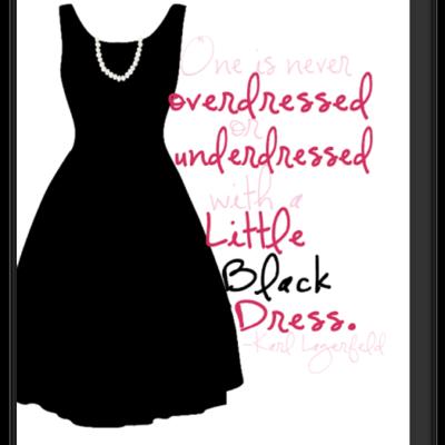 Day 10: Little Black Dress