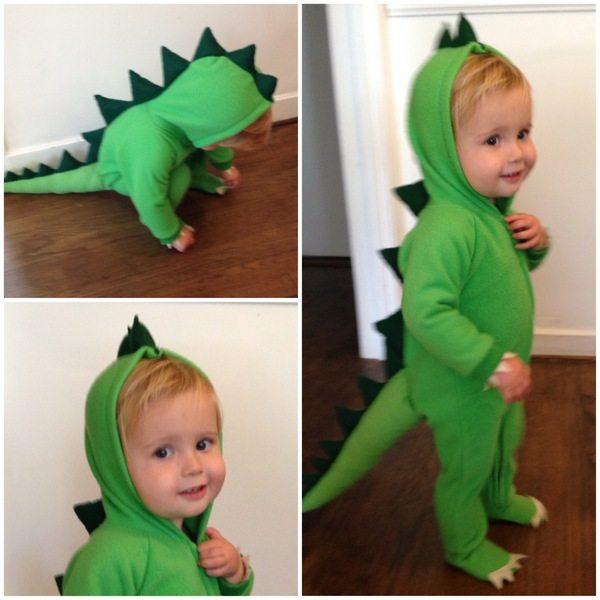 Semi-Homemade Dinosaur