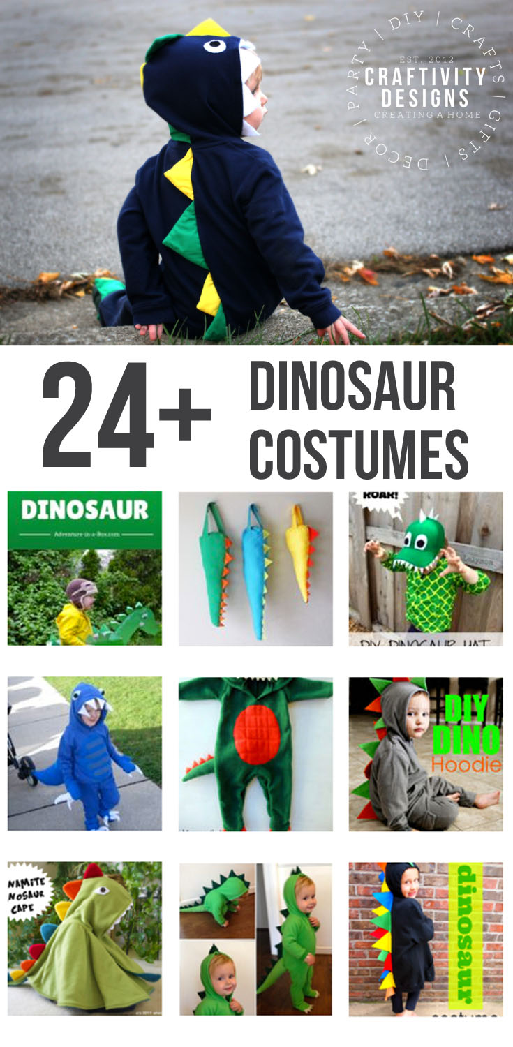 24+ Dinosaur Costume Ideas