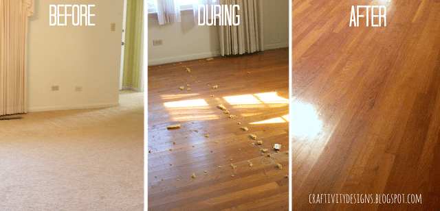 How To Remove Carpet Staples From Wood Floors The Easy Way