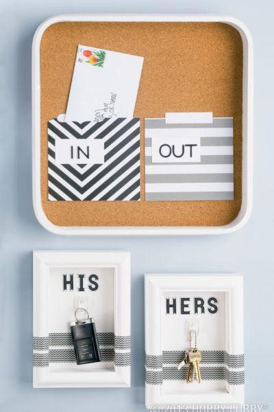 8-Week Organizing Challenge // Mail/Paper Organization Inspiration