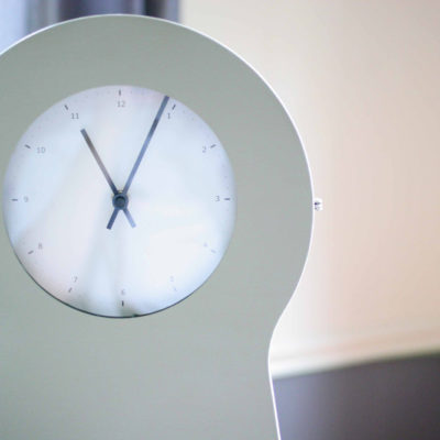 A Simple {& Free} Ikea Clock Makeover
