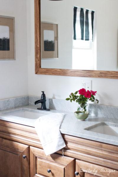 Bathroom Renovation // Source List