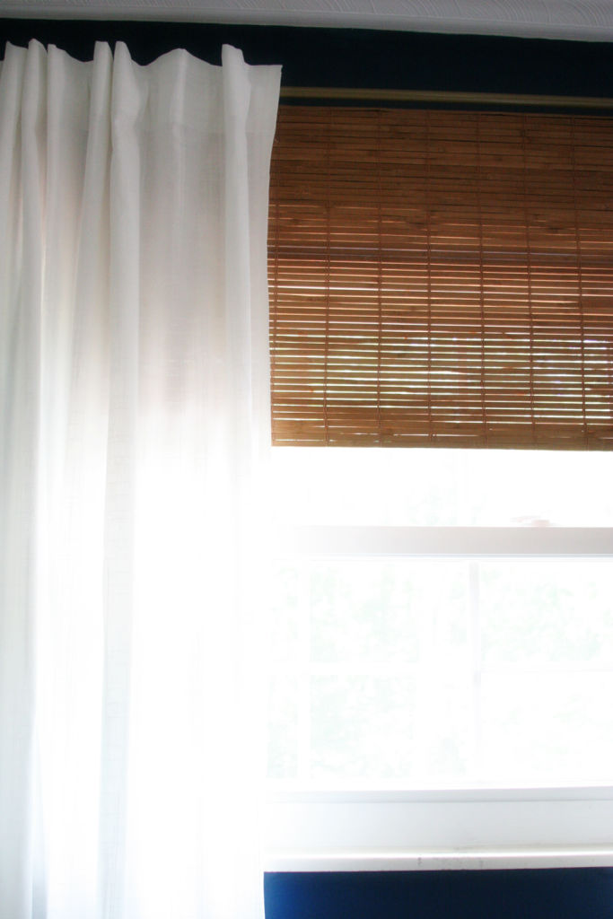 How To Make Cheap Bamboo Blinds With A Simple Hack