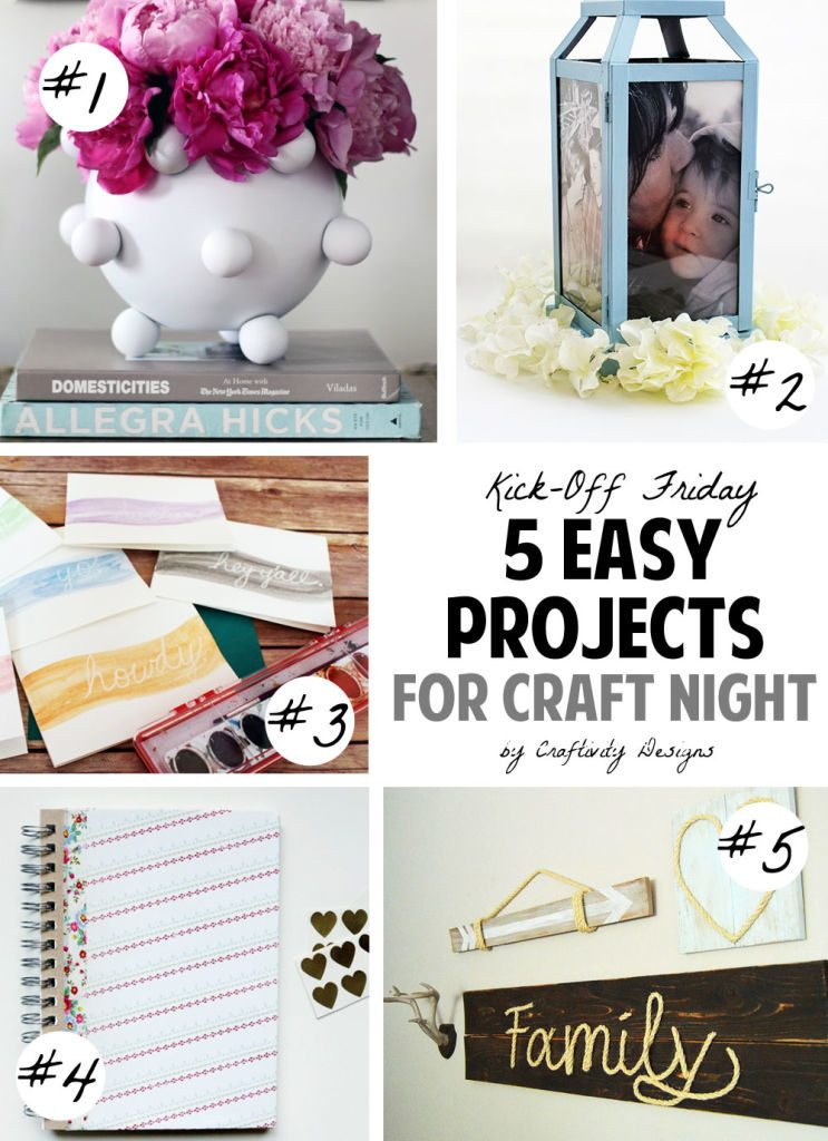 5-easy-projects-for-craft-a-night