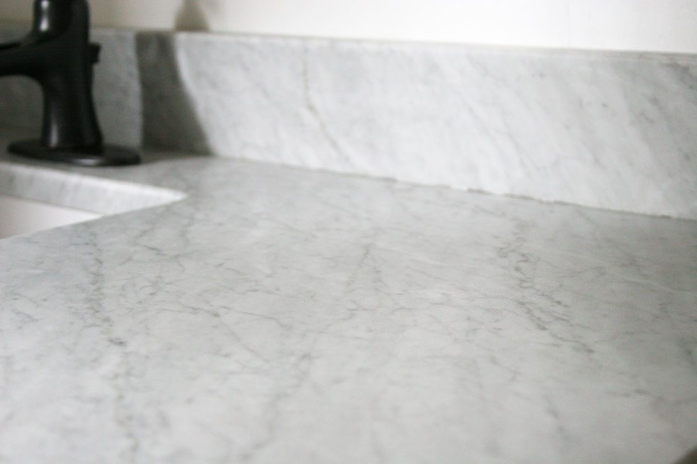 one year review of marble vanity top countertop craftivity designs 7