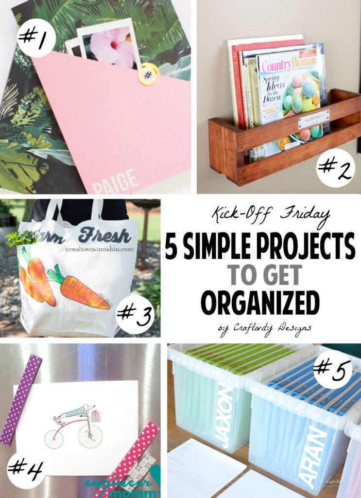 5-Simple-Projects-to-Get-Organized