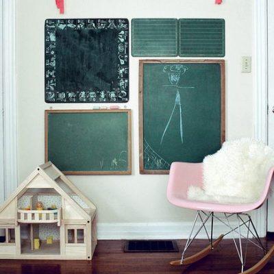 Vintage Chalkboards