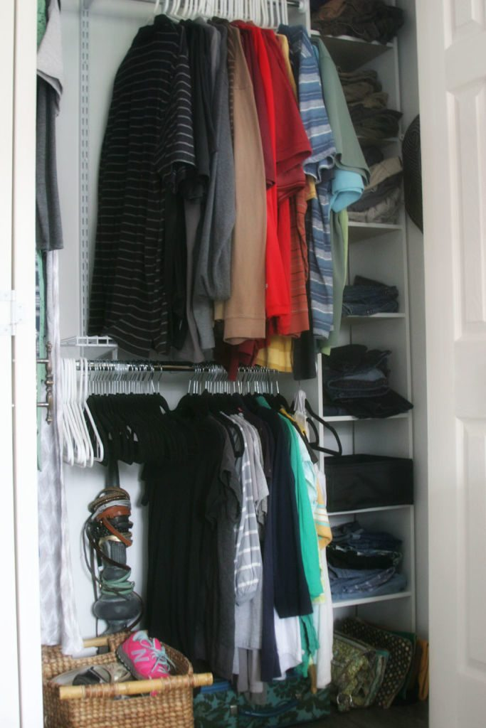 How To Work With Small Closets Old Homes Don T Typically Have Large