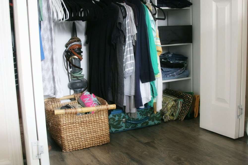 Wardrobes or Dressers? // Working with a Small Closet ...