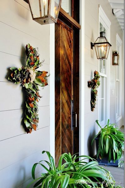22+ Ways to Decorate with Magnolia Leaves