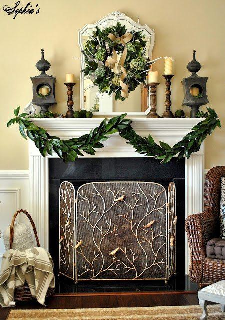 Magnolia Decoration Idea