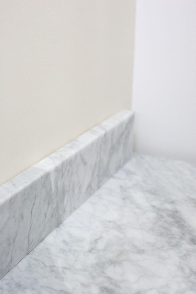 How to Install a Granite Backsplash Craftivity Designs