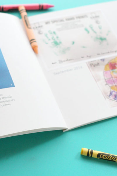 Personalized Art Book