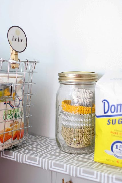 10 Most Popular Organization Ideas - #3 Re-purpose Jars for Small Item Storage - by @CraftivityD