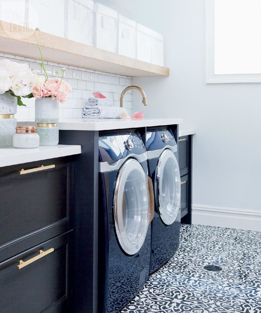 Navy Laundry Room Inspiration Craftivity Designs