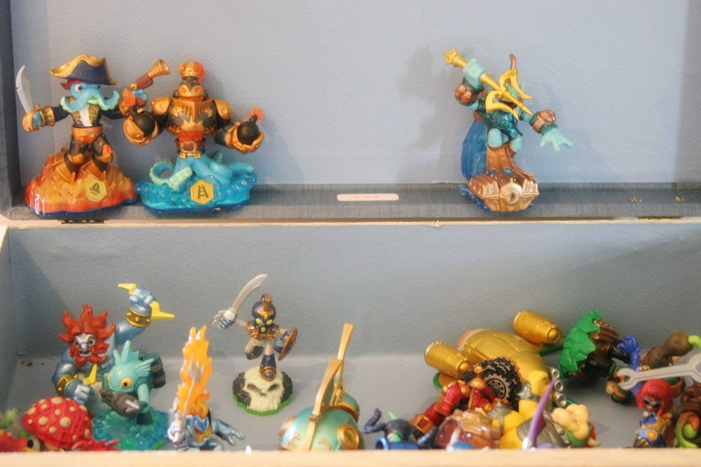 Choose Your Character, Easy Skylanders Birthday Party by @CraftivityD