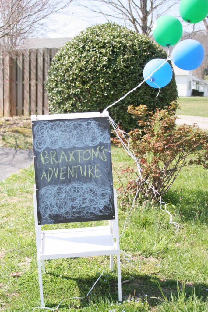 Skylander Adventure, Easy Skylanders Birthday Party by @CraftivityD