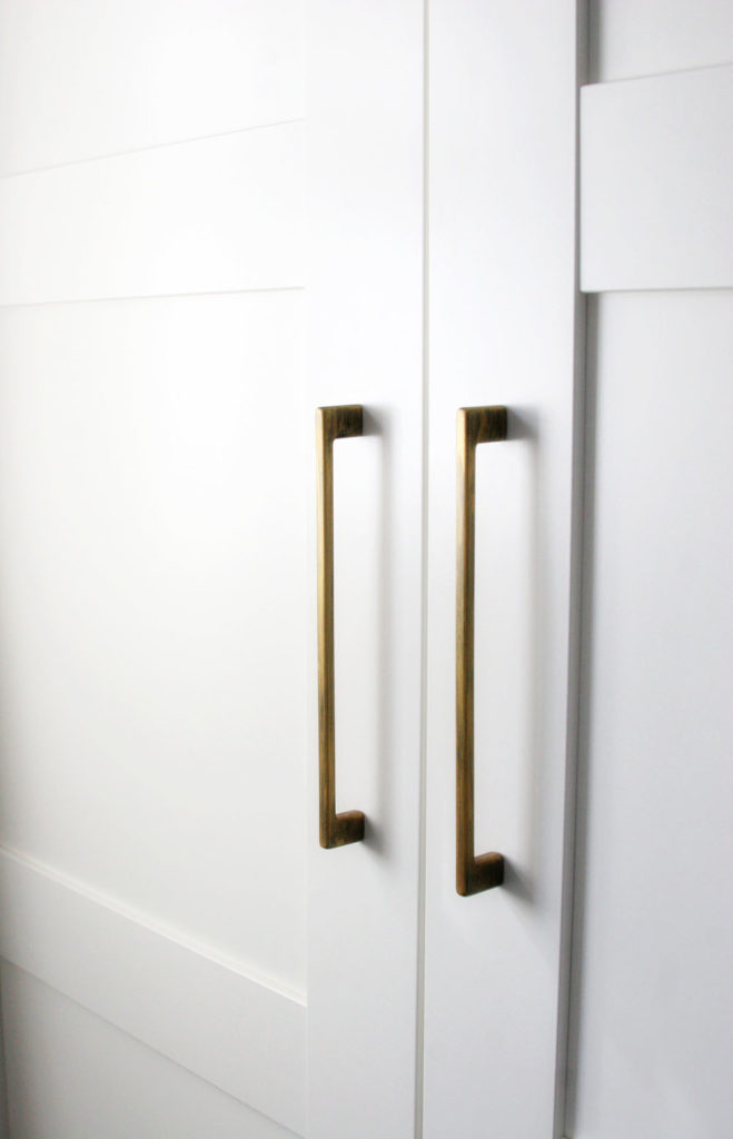 How to work with brass hardware without breaking the bank. by @CraftivityD