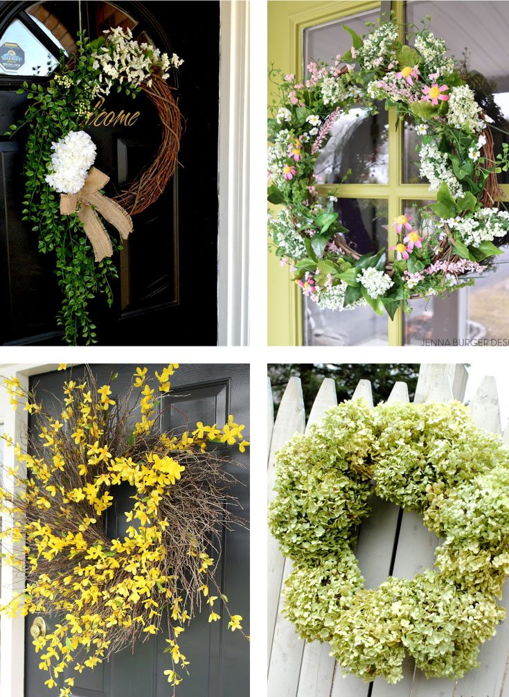 13 Spring Wreath Ideas Kick Off Friday Craftivity Designs