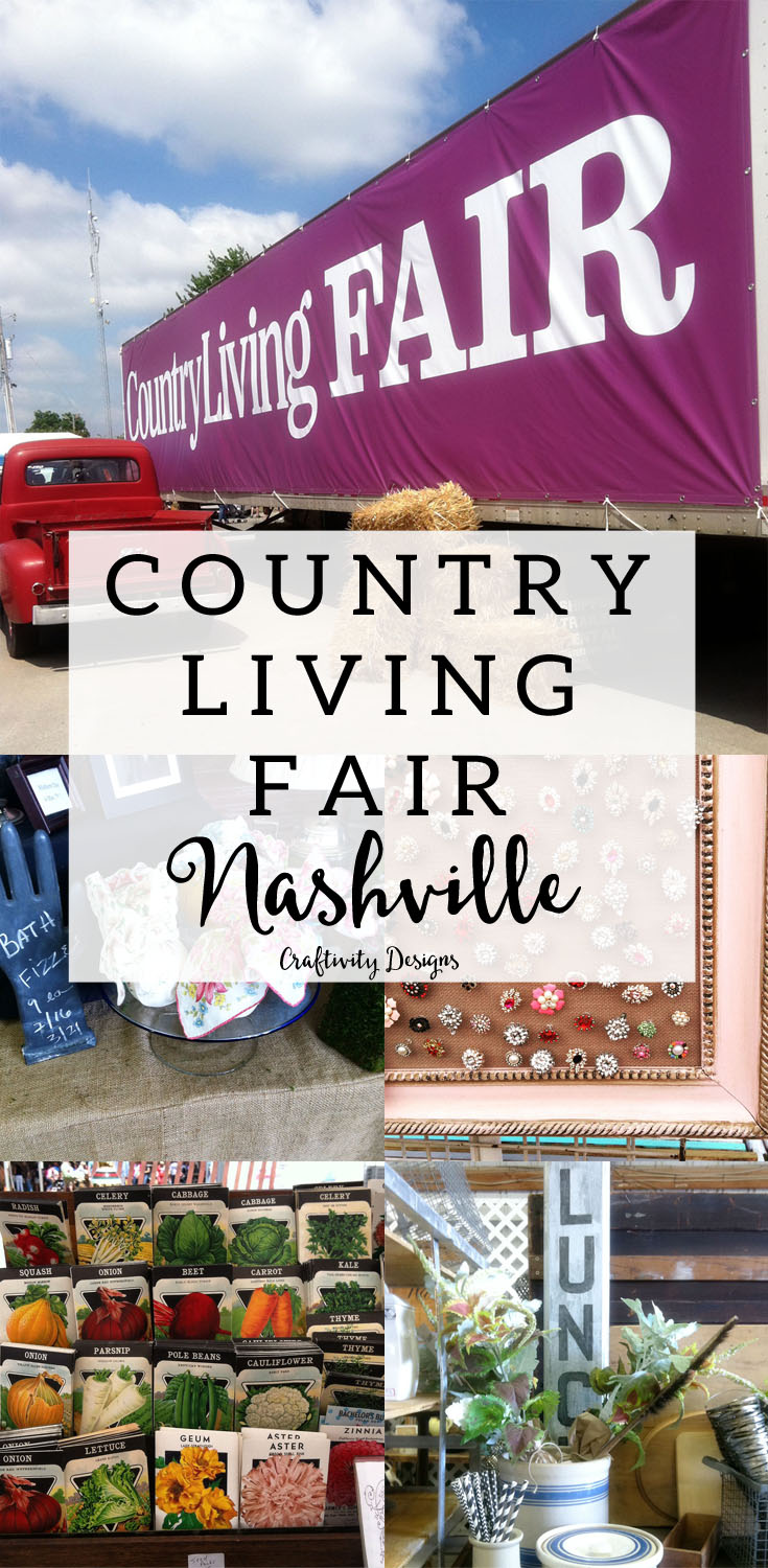 country living fair nashville craftivity designs