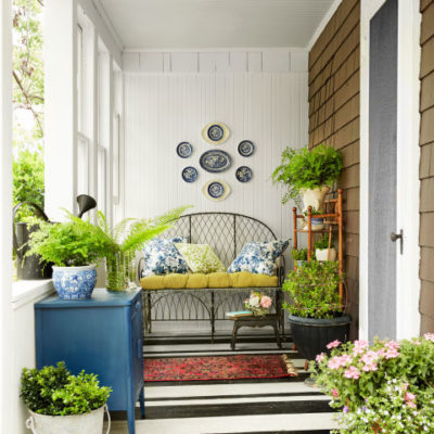 A Garden Porch // Get the Look