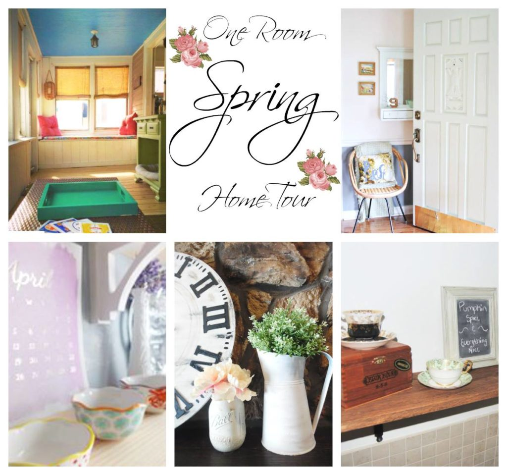 5 One Room Spring Home Tours