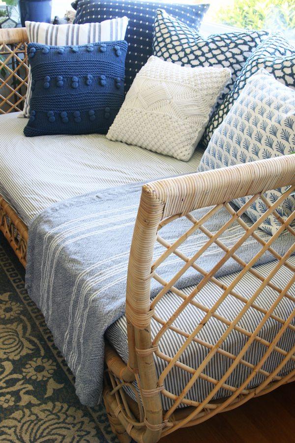 Outdoor Pillow Fabrics - Craftivity Designs