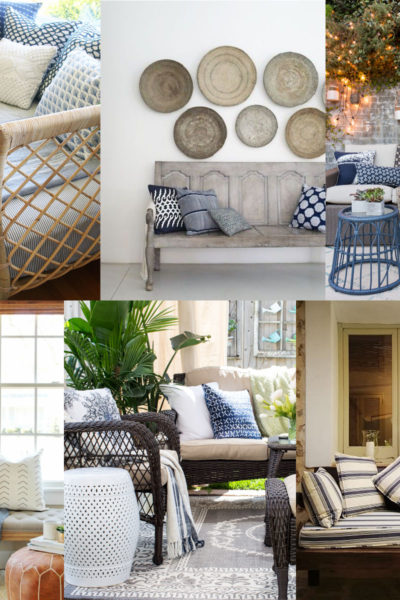 Outdoor Pillow Fabrics