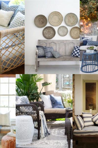 Outdoor Pillow Fabrics