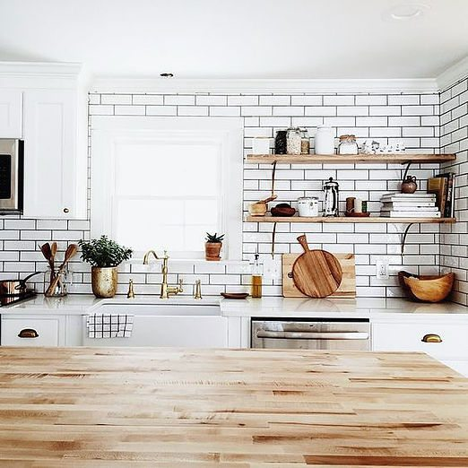 50+ Subway Tile Ideas. The ultimate list of subway tile options -- sizes, colors, materials, patterns, etc. Includes a FREE Printable - Subway Tile Pattern Templatess. by CraftivityD