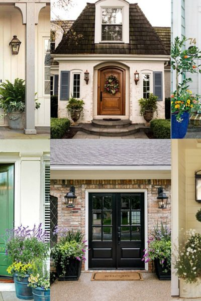 20+ Front Door Ideas