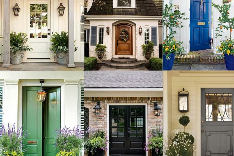 20+ Front Door Ideas