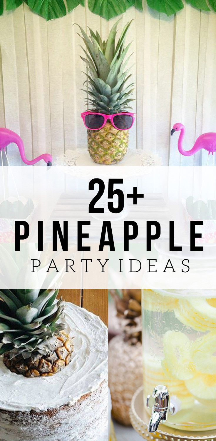 A Pineapple Party Craftivity Designs
