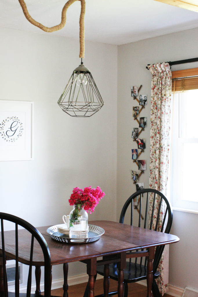 How tomake a Rustic DIY Rope Cord Cover + 10 DIY Rustic Lights using Rope by @CraftivtyD