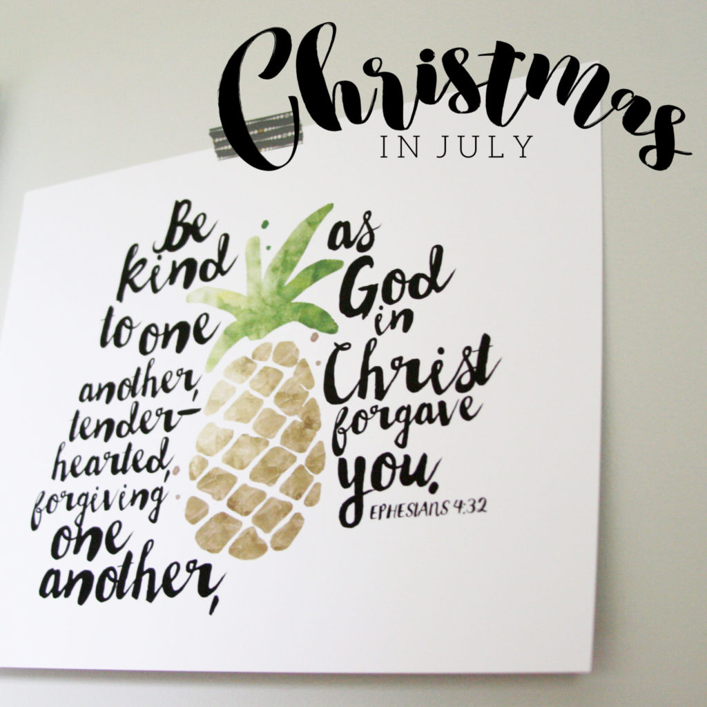 50% Off All Printables, Christmas in July SALE by @CraftivityD