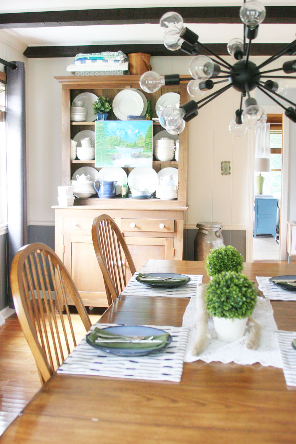Summer Decorating Ideas The China Cabinet