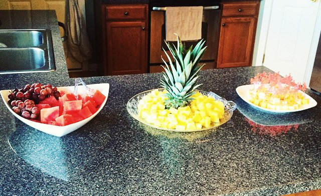 25+ Pineapple Party Ideas, Summer Party Theme, #PartyLikeAPineapple, via @CraftivityD